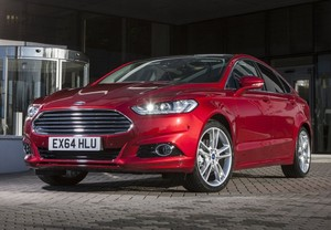 FORD Mondeo SB 1.5 EcoBoost Business 165