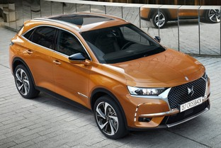 DS DS7 Crossback 1.2 PT. So Chic 130