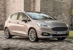 FORD Fiesta Vignale 1.0 EcoBoost S/S 100