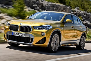 BMW X2 sDrive 18d Business