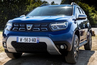 DACIA Duster 1.0 TCe ECO-G Comfort 4x2 74kW