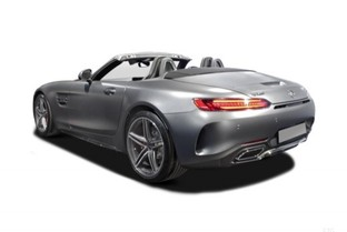 MERCEDES-BENZ AMG GT Roadster S