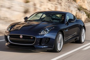 JAGUAR F-Type Coupé 5.0 V8 R-Dynamic Aut. 450