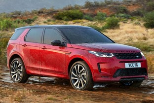 LAND-ROVER Discovery Sport 2.0D I4 L.Flw Standard AWD Auto 150
