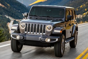 JEEP Wrangler Unlimited 2.2CRD Sahara 8ATX