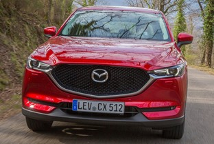 MAZDA CX-5 2.0 Skyactiv-G Evolution Design Navi 2WD 121kW