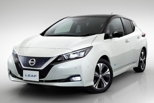 NISSAN Leaf 40 kWh Acenta Access
