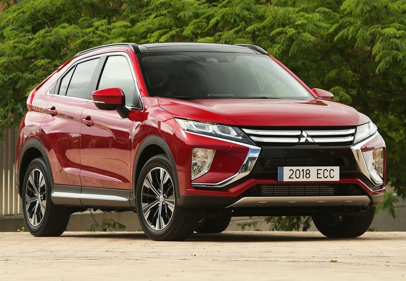 Eclipse Cross 150 T Spirit 2WD