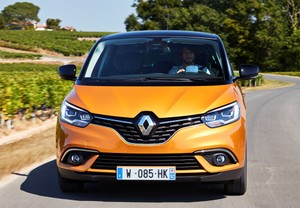 RENAULT Scénic 1.3 TCe GPF Limited EDC 103kW