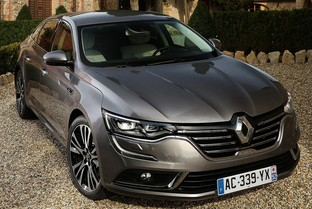 RENAULT Talisman S.T. 1.8dCi Blue Executive 110kW
