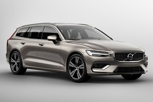 VOLVO V60 T8 Twin Recharge R-Design AWD