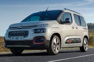 CITROEN Berlingo M1 BlueHDi S&S Talla M Shine 100