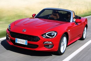 FIAT 124 Spider 1.4 Multiair S-Design