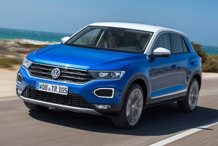 VOLKSWAGEN T-Roc 1.5 TSI Advance