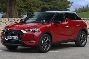 DS DS3 Crossback Puretech Connected Chic 100