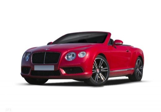 Continental GT Convertible V8 S