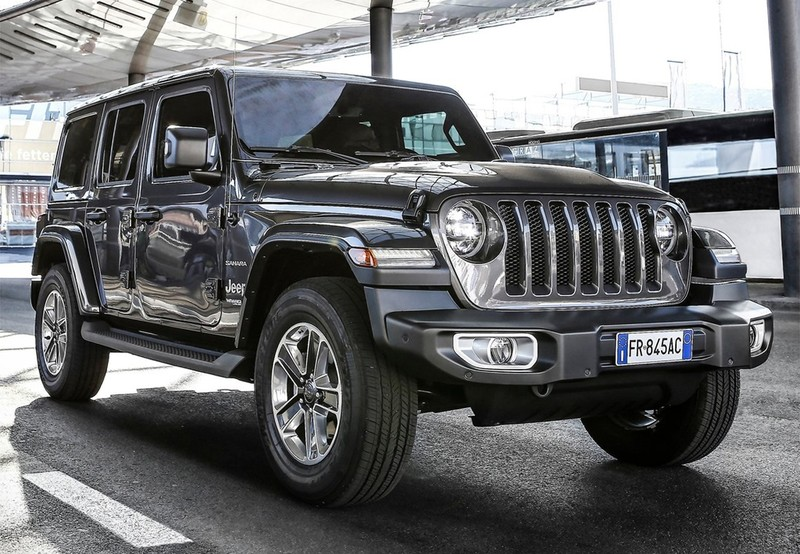 Wrangler Unlimited 2.0T GME Sport 8ATX