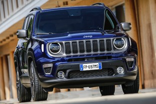 JEEP Renegade 1.0 Night Eagle II 4x2