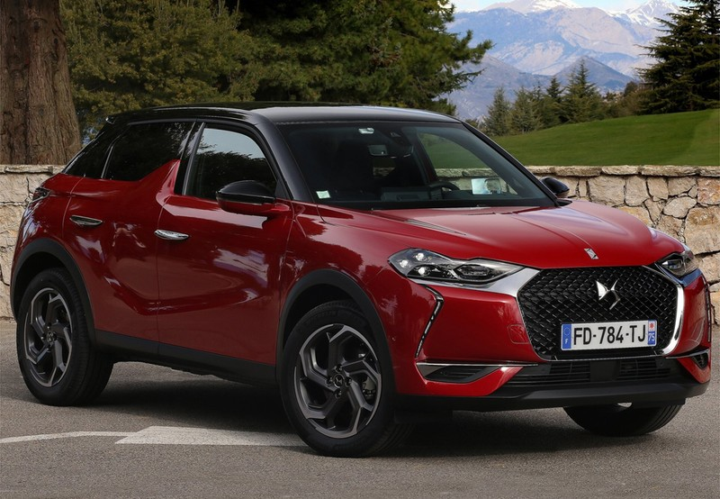 DS DS3 Crossback