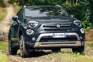 FIAT 500X 1.3Mjt S&S City Cross 4x2