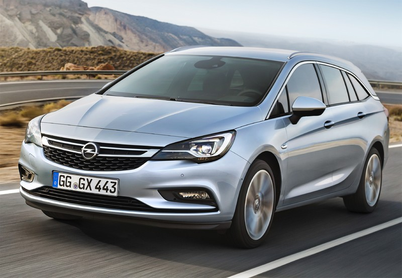 Astra ST 1.6CDTi S/S Excellence 136
