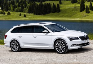SKODA Superb Combi 2.0TDI Active 110kW