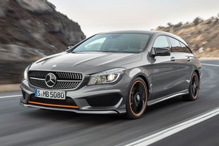 MERCEDES-BENZ Clase CLA Shooting Brake 180