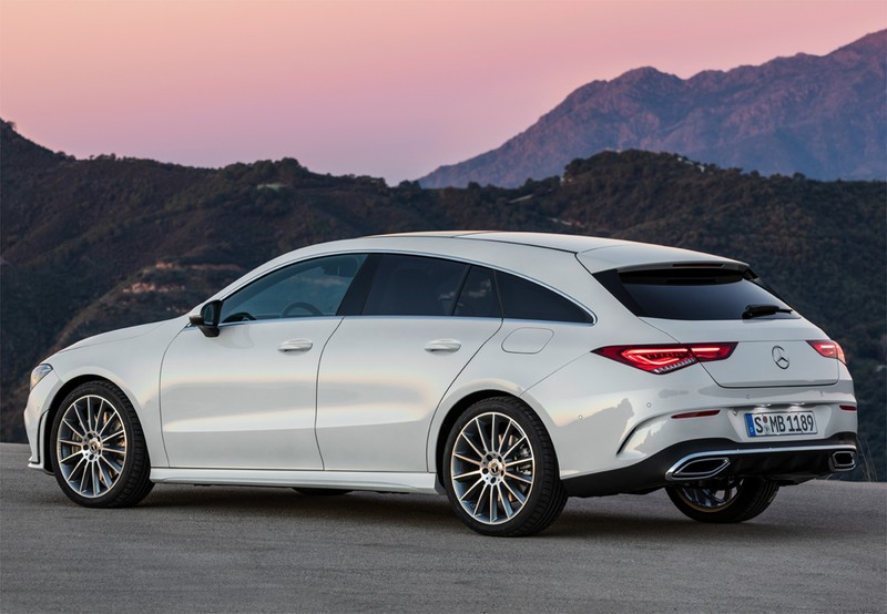 CLA Shooting Brake 180 7G-DCT