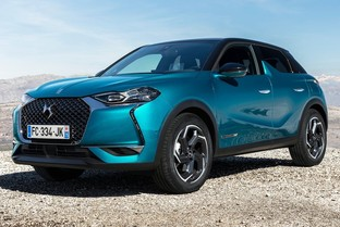 DS DS3 Crossback BlueHDi 73 kW Manual SO CHIC