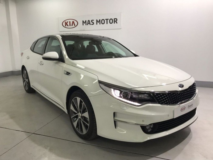Optima 1.7CRDI Eco-Dynamics Drive