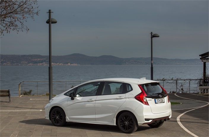 Jazz 1.5 i-VTEC Dynamic Navi
