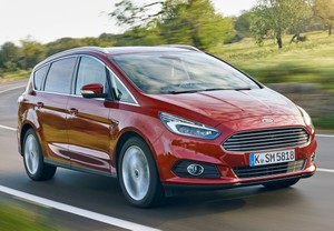 FORD S-Max 2.0TDCi Panther Trend 150