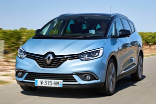 RENAULT Scénic Grand dCi Limited Blue 110kW