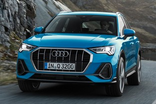 AUDI Q3 35 TDI Advanced S tronic 110kW