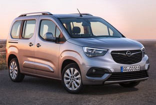 OPEL Combo Life 1.5TD S/S Edition Plus L 100