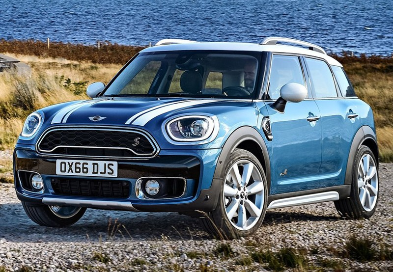 Mini Countryman Cooper S 192