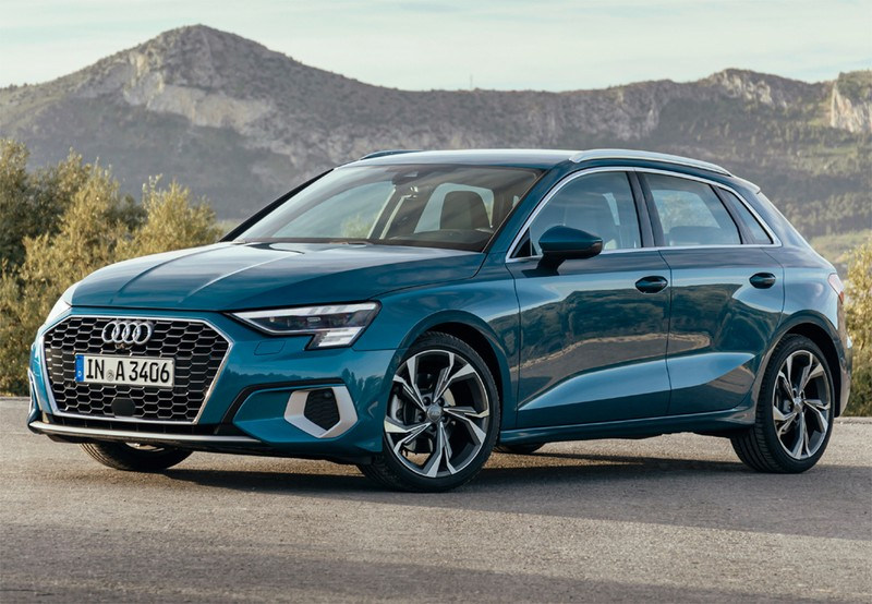 A3 Sportback 35 TFSI Advanced