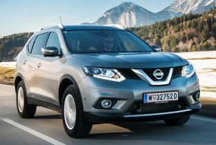 NISSAN X-Trail 1.3 DIG-T Acenta 4x2 DCT 7 pl.