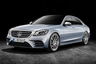 MERCEDES-BENZ Clase S 450 Largo 9G-Tronic
