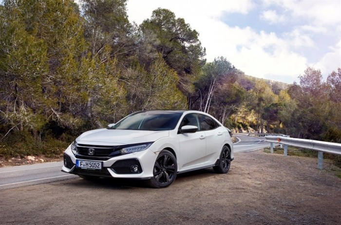 Civic 1.0 VTEC Turbo Executive CVT