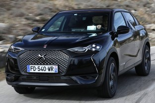 DS DS3 Crossback BlueHDi So Chic 110