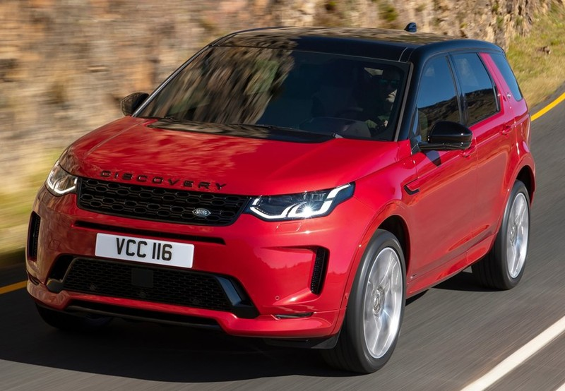 Discovery Sport 2.0Si4 Standard AWD Auto