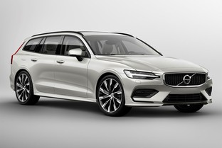 VOLVO V60 T6 Twin Recharge R-Design AWD