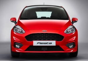 FORD Fiesta 1.0 EcoBoost S/S Active Lux Edition 125