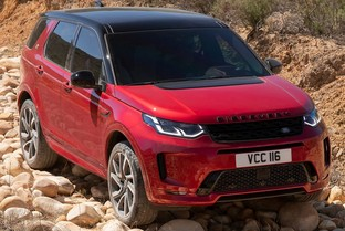 LAND-ROVER Discovery Sport 2.0D SD4 S AWD Auto 240