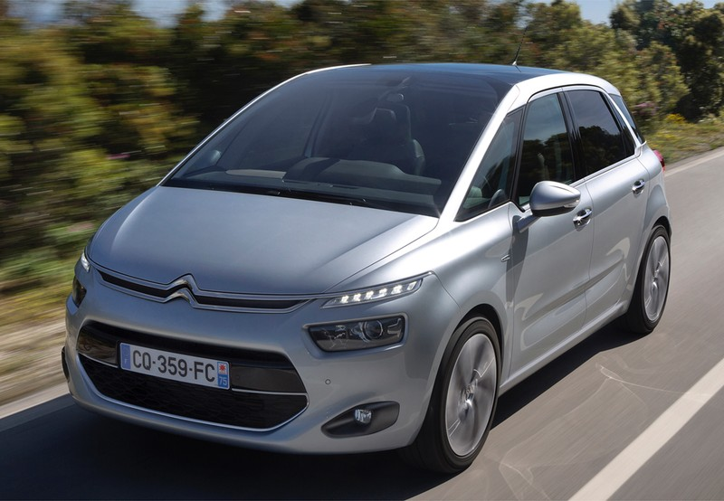 C4 Picasso 1.6BlueHDI S&S Feel 120