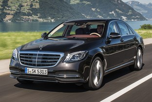 MERCEDES-BENZ Clase S 450 9G-Tronic