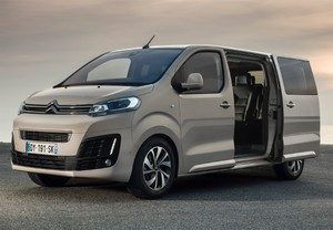 CITROEN SpaceTourer M1 BlueHDI S&S M Rip Curl EAT8 180