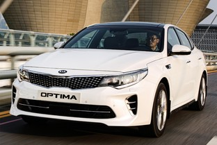 KIA Optima 1.6CRDi VGT Eco-Dynamics Drive