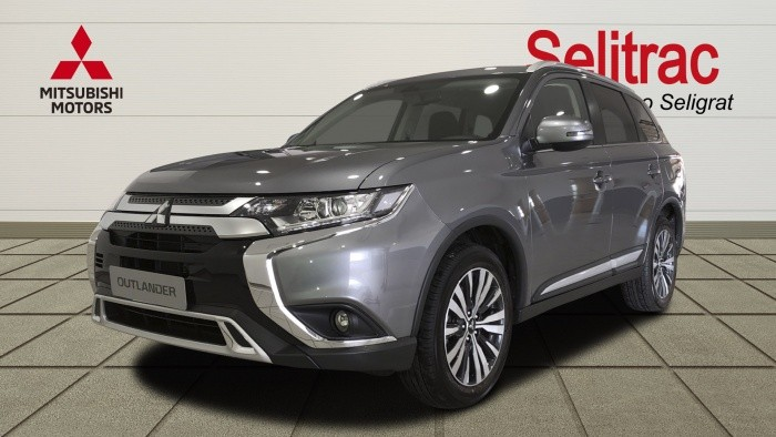 OUTLANDER 2.0 200 MPI MOTION CVT 2WD 5STR 150 5P